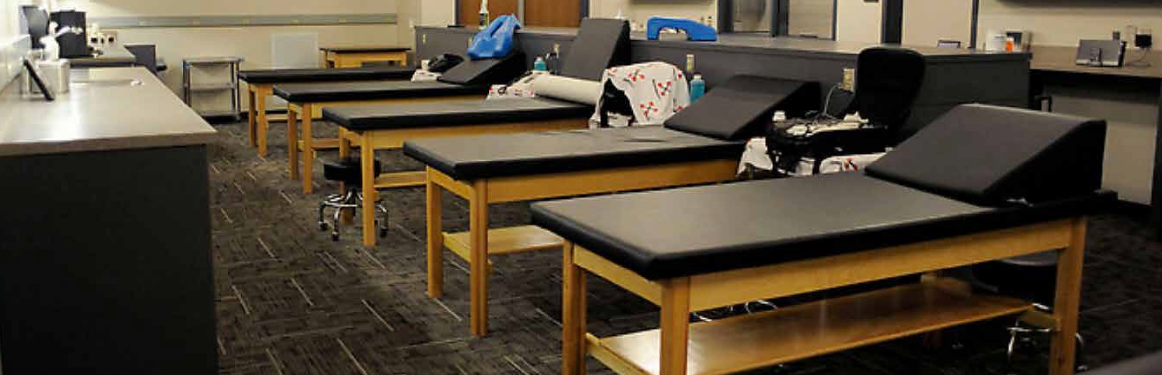 Sports Medicine & Massage Tables