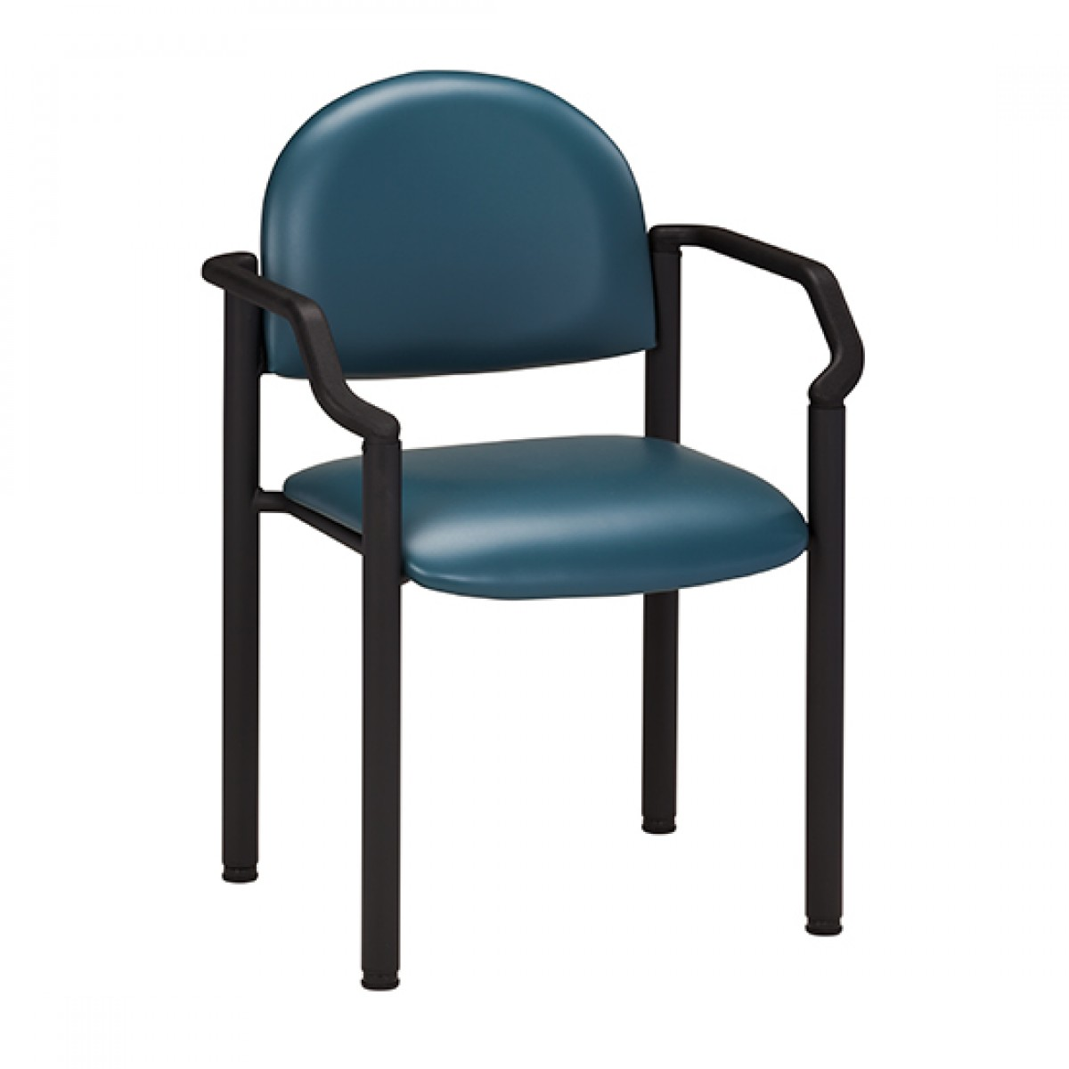 Clinton C 50 Black Frame Side Chair Clinton Chair