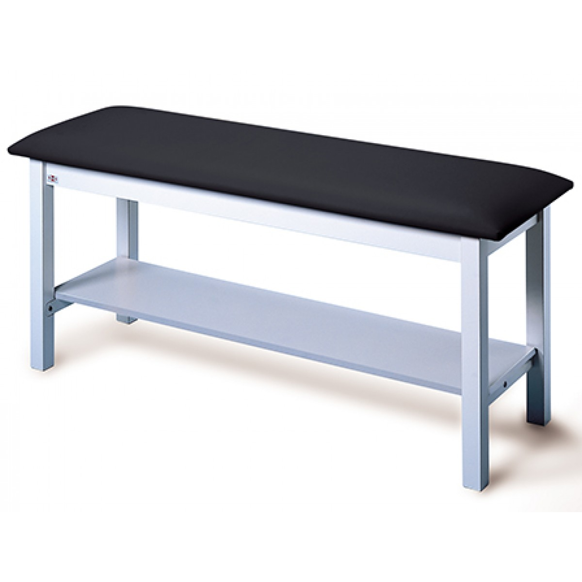 Hausmann 4024 flat top treatment table with shelf for Hausmann mobel