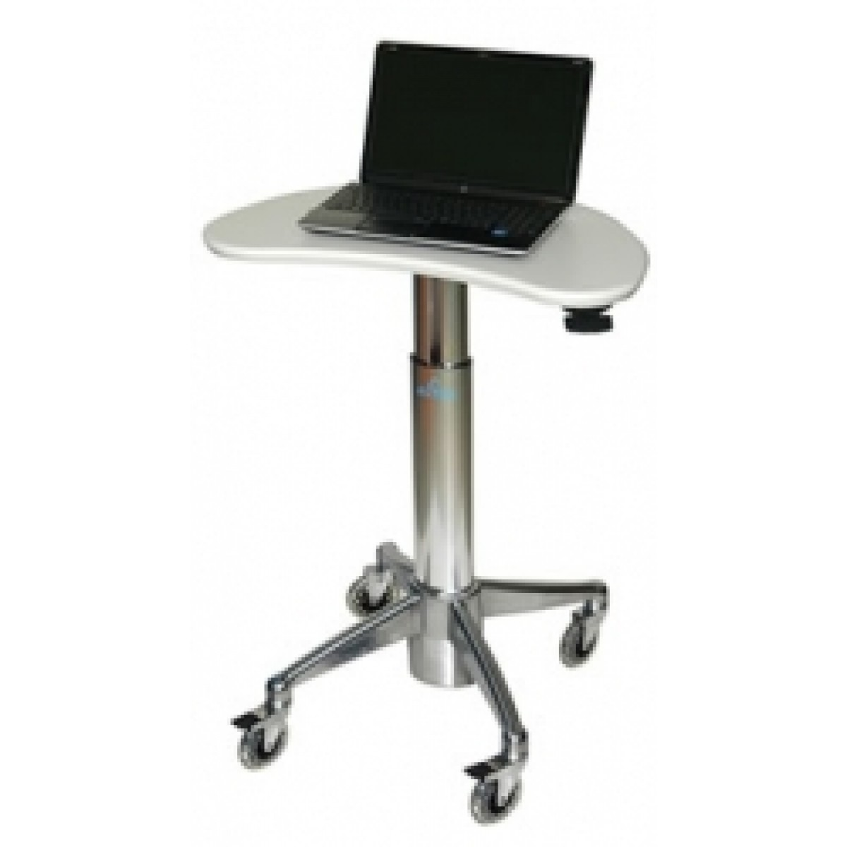 Computer Cart, Portable Laptop Desk, Hospital Laptop Cart : Enrichment