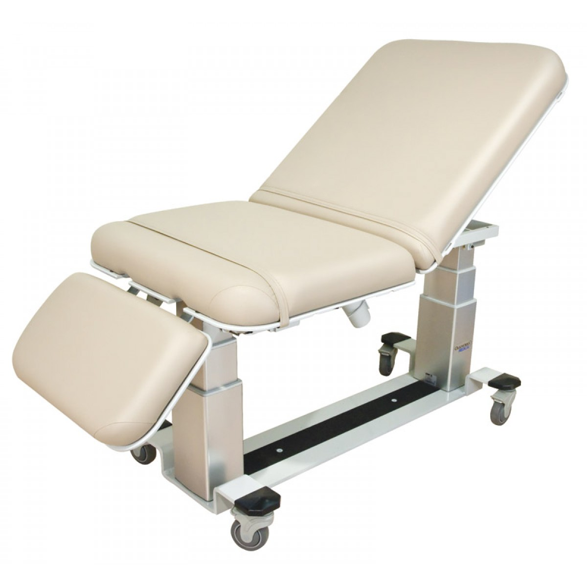 oakworks three section ultrasound table