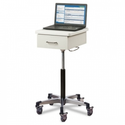 Clinton Tec Cart 9800 Mobile Workstation