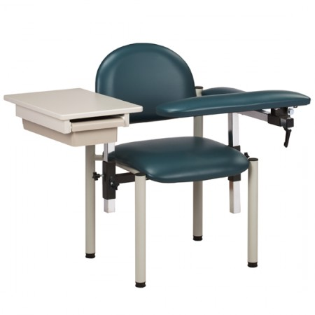 Clinton 6059-U Blood Drawing Chair, SC Series