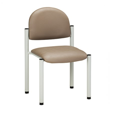 Gray Frame side chair