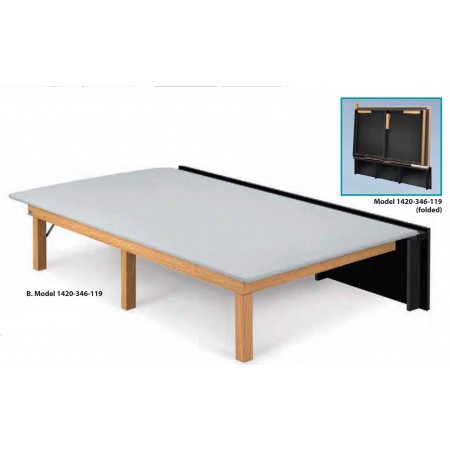 Wall Mounted Mat Platform