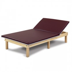 Mat Platform with Adjustable Backrest