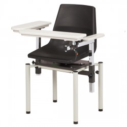 Clinton 6040-P Blood Drawing Chair, SC Series