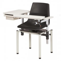 Clinton 6049-P Blood Drawing Chair, SC Series
