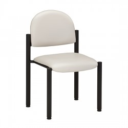 Clinton C-40B Black Frame Side Chair