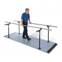 Hausman S-320 Econo 10' Platform Mounted Parallel Bars