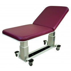 Oakworks 69222 General Ultrasound Table with Fowler