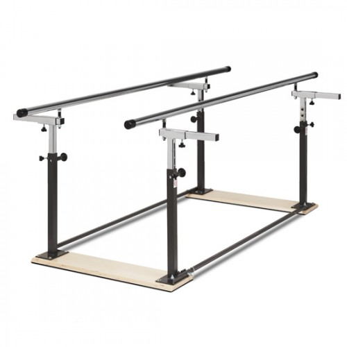 3-3317 7 foot folding parallel bars