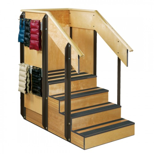 Clinton 4-8020 Staircase Storage Island