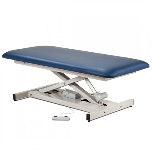 84100 flat top open base poser table