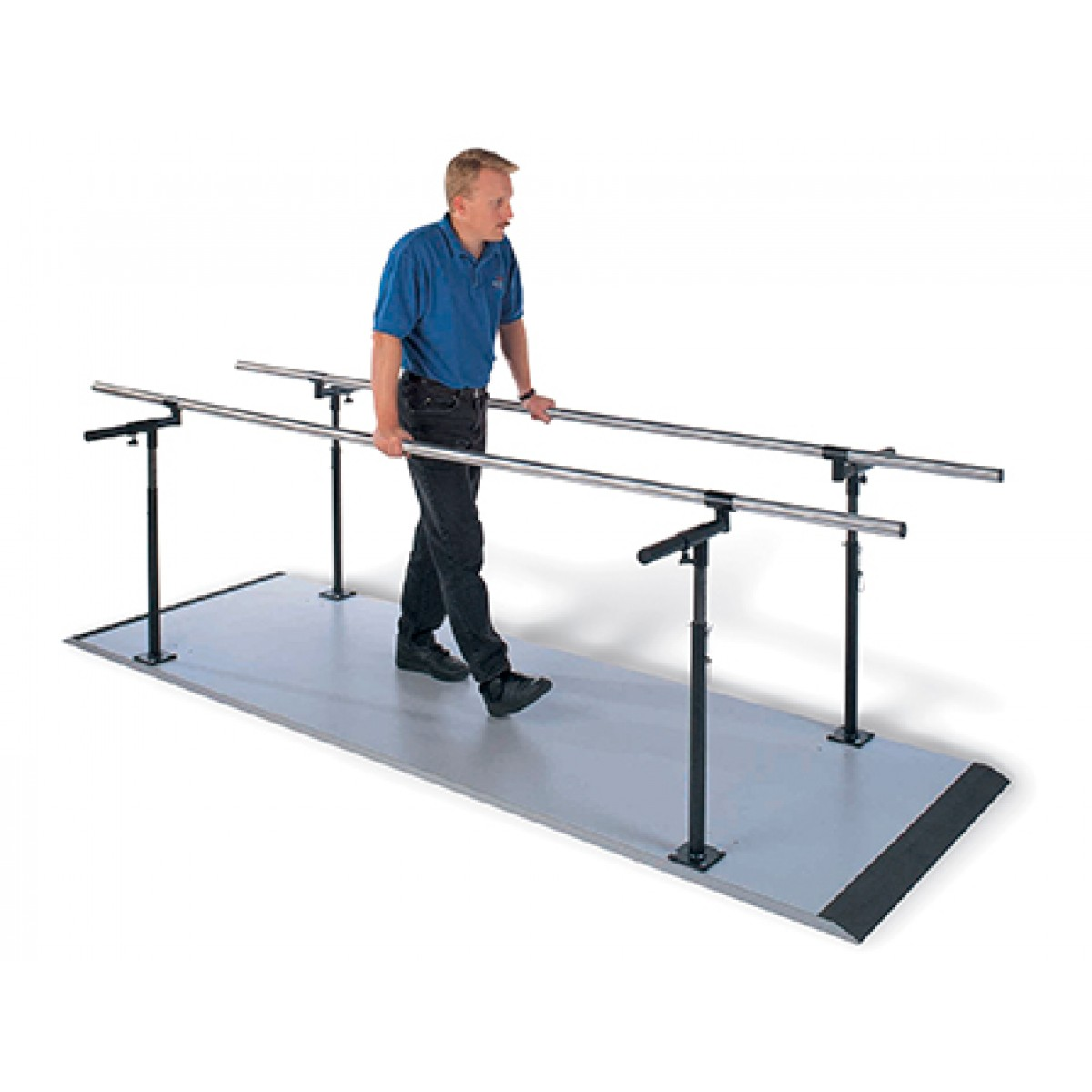 Hausmann S 320 Econo Platform Mounted Parallel Bars