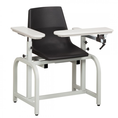 Clinton 66060-P Blood Drawing Chair with ClintonClean™ Arms