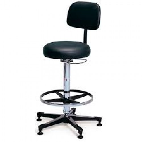 Hausmann 2160 Pneumatic Lab Stool